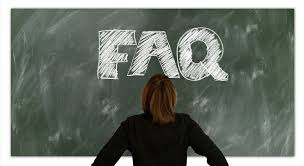 FAQ formation anglais